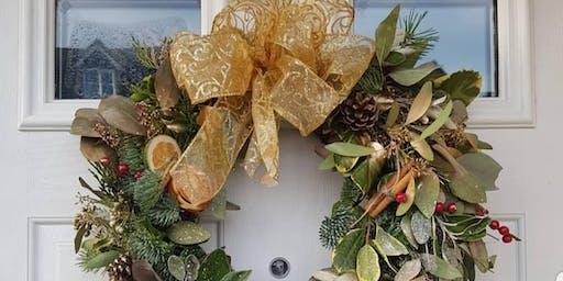 Christmas Wreath Making Workshop