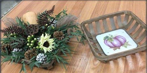 Thanksgiving Plant Night