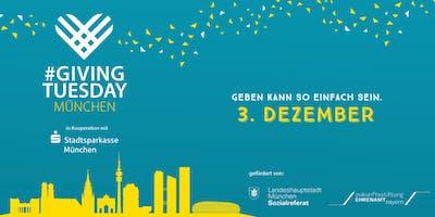 GivingTuesday München 2019