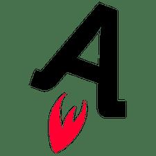 Aimforthemoon & Christopher Marks  logo