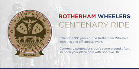 Rotherham Wheelers Century Ride tickets