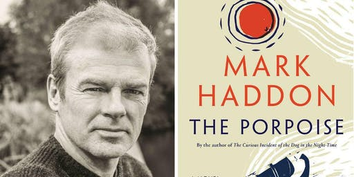 In Conversation with Mark Haddon