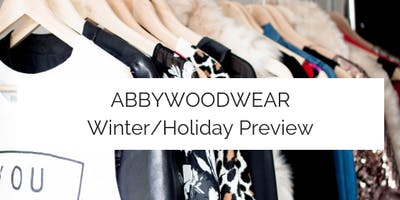 Abbywoodwear Winter Style Preview