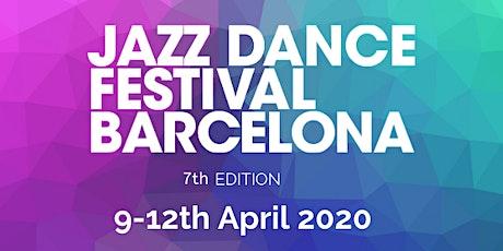 7th Jazz Dance Festival Barcelona tickets