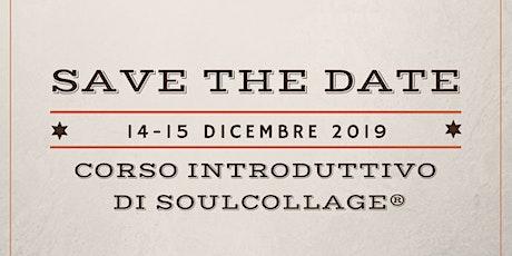 Corso Introduttivo di due giornate al SoulCollage® biglietti