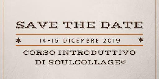 Corso Introduttivo di due giornate al SoulCollage®