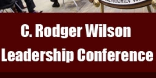 2019 MWP C. Rodger Wilson Leadership Conference