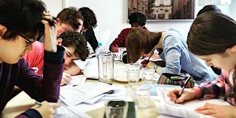 GCSE & A-level intensive workshop tickets