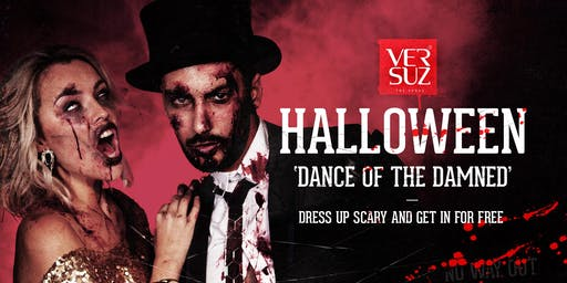 Versuz Halloween 'Dance of the Damned'