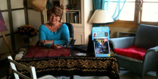 Soirée astrologie avec Hélène Mack+ Apéritif dînatoire+Exposition peinture ésotérique
