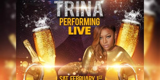 "The Miami Super Bowl LIVexperience RoofTop party/Concert Feat ""TRINA"""