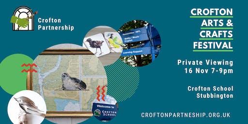 Crofton Art Fest Private Viewing