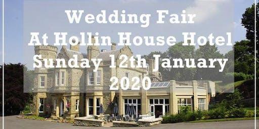 Hollin Hall Wedding Fair