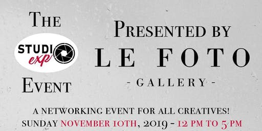 LE Foto - Gallery - Presents the Meetup at Studio Expo