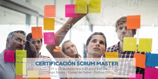 Certificación en SCRUM MASTER