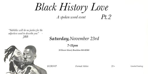 Black History Love pt.2