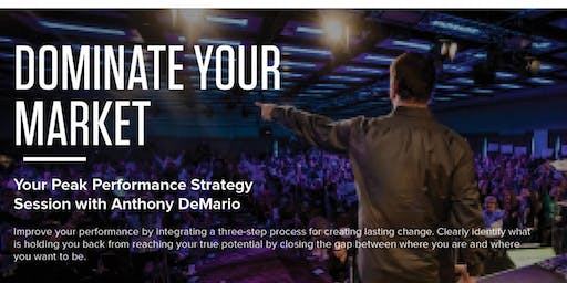 Dominate Your Market