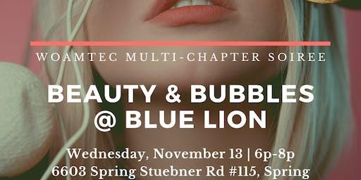 WOAMTEC Multi-Chapter Soiree @ Blue Lion