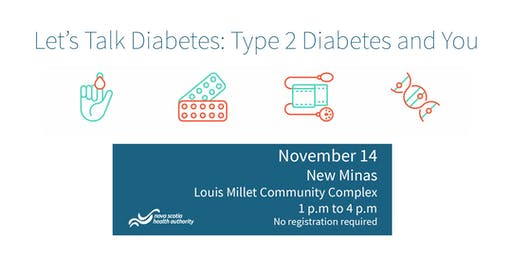 Let's Talk Diabetes: Type 2 Diabetes & You