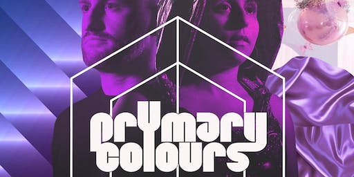 PrYmary Colours 'Silver Ball' at Button Factory