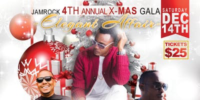 Jamrock 4th Annual X-Mas Gala