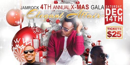 Jamrock 4th Annual X-Mas Gala