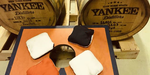 Thanksgiving Eve: Second Annual Barrels and Bean Bags!