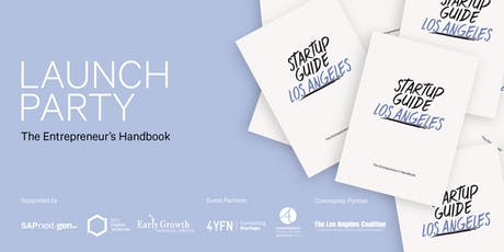 Startup Guide Los Angeles Launch Party tickets