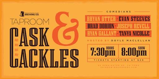 Casks & Cackles: Comedy Show - Wednesday October 30