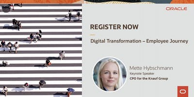 Digital Transformation – The Employee Journey