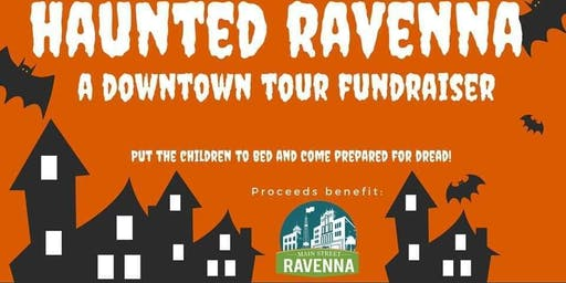 Haunted Ravenna: A downtown tour fundraiser