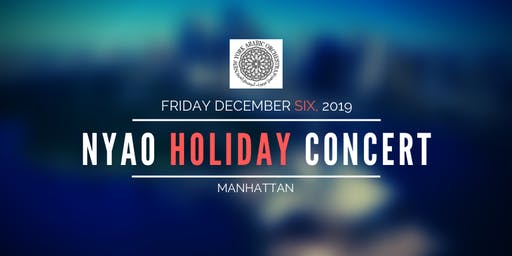 NY Arabic Orchestra Annual Holiday Concert
