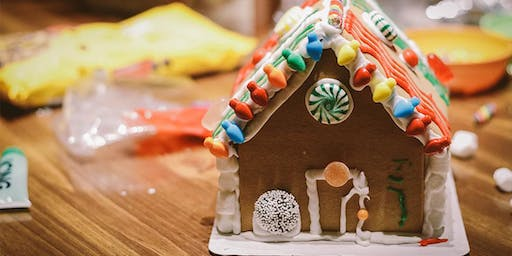 Decorate Your Very Own Gingerbread House