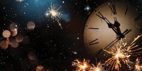 The  New Year's Eve Lobby Party at Mandarin Oriental, Boston tickets