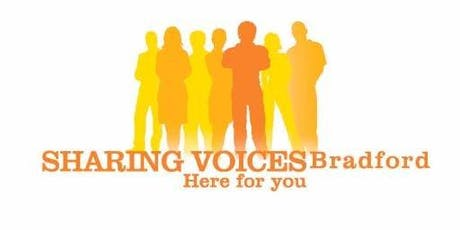 Sharing Voices Bradford - Practitioner Training Sessions  tickets