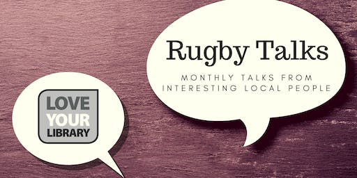 Rugby Talks at Rugby Library - The Friendship Project for Children