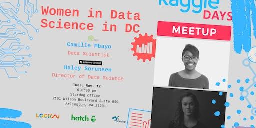 Women in Data Science in the DMV