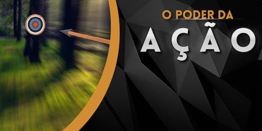 Palestra O Poder da Ação em Ribeirão Preto