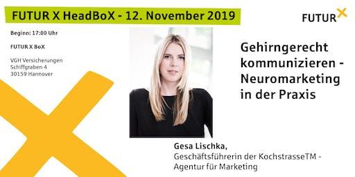 FUTUR X HeadBoX - Gesa Lischka