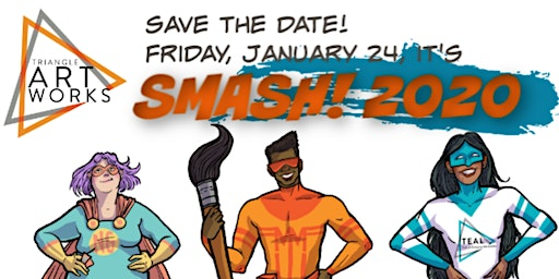 SMASH! 2020 from Triangle ArtWorks