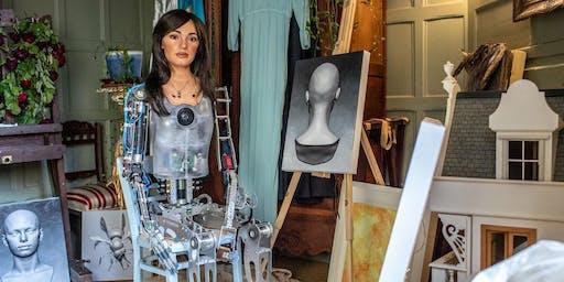 Inspiration Series | Ai-Da, The World's First Ultra Realistic Robot Artist