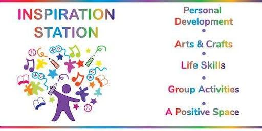 Inspiration Station Launch