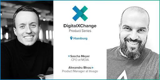 DigitalXChange Product Series Hamburg with MOIA & trivago