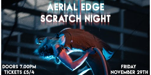 Aerial Edge Scratch Night