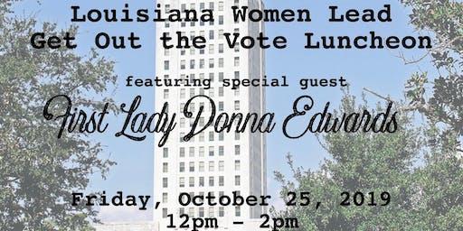 Louisiana Women Lead Luncheon
