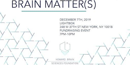 BRAIN MATTER(S) Fundraiser