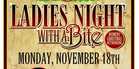 Ladies Night at Posta - Twas The Bite Before Christmas Event tickets