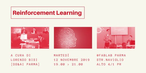 Introduzione al Reinforcement Learning | Incontro gratuito