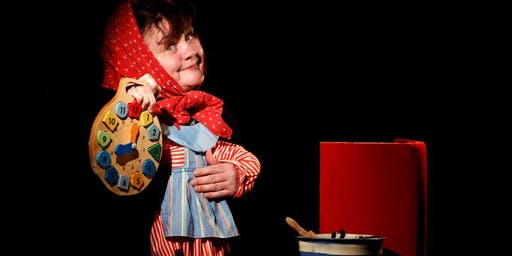 Lambert Theatre Gingerbread Man Puppet Show