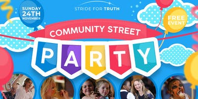 Community Street Party - Free Event!